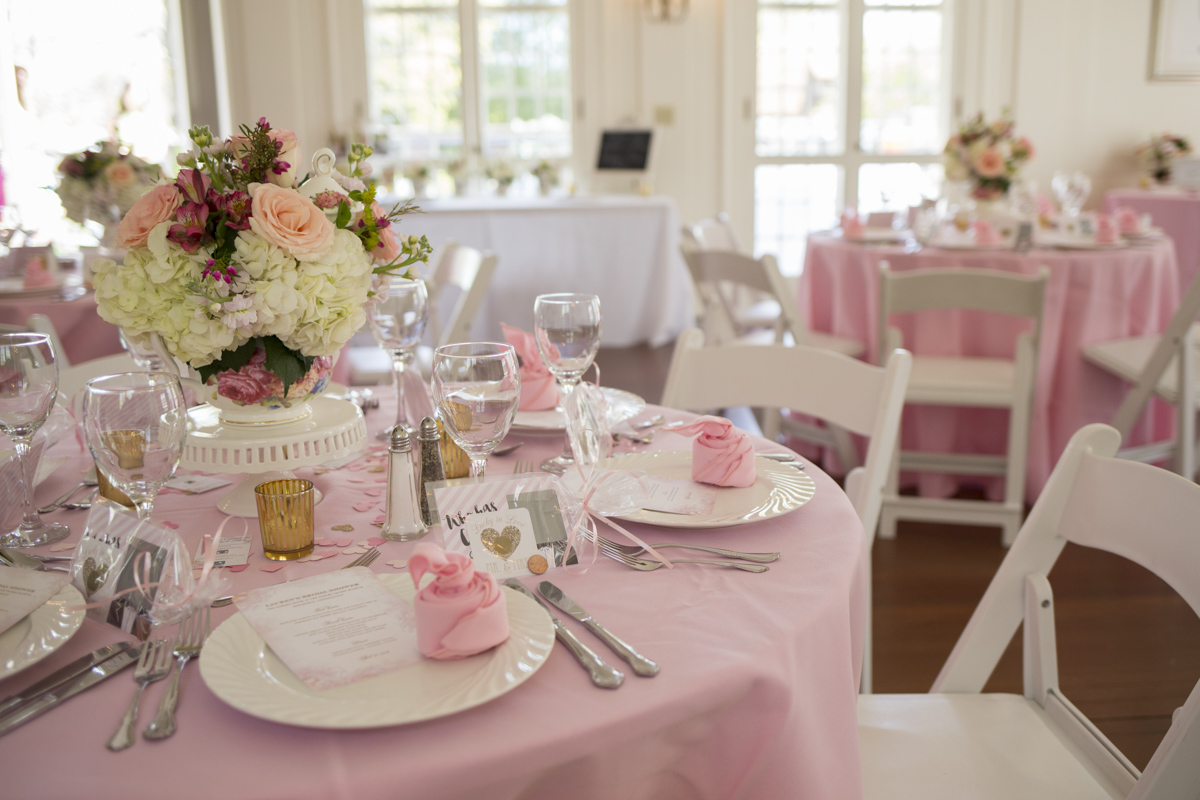 An Enviable Bridal Shower