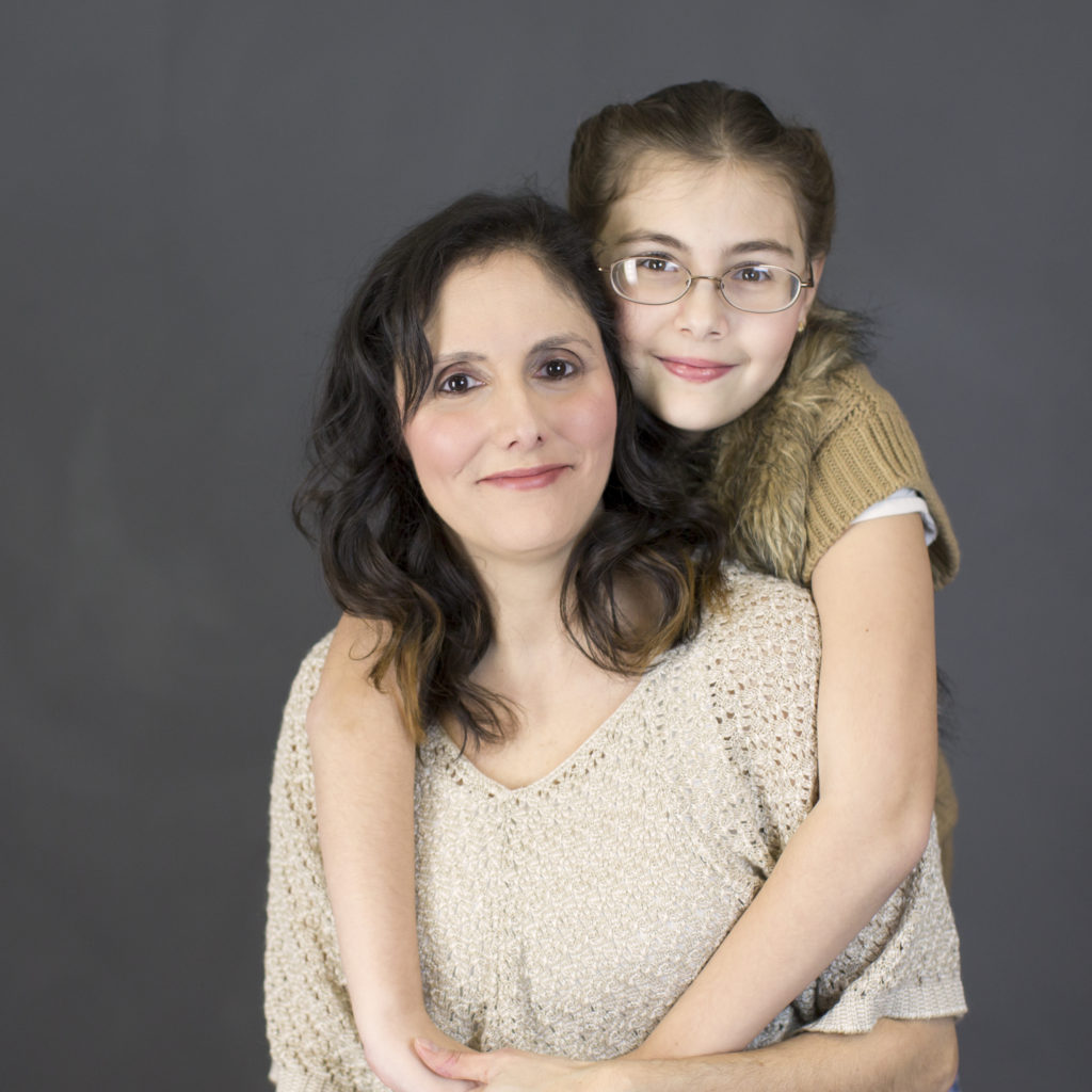 family portrait mother daughter sweet makeover help roxbury photography bridgewater washington ct
