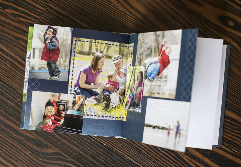 shutterfly photo book memory create review