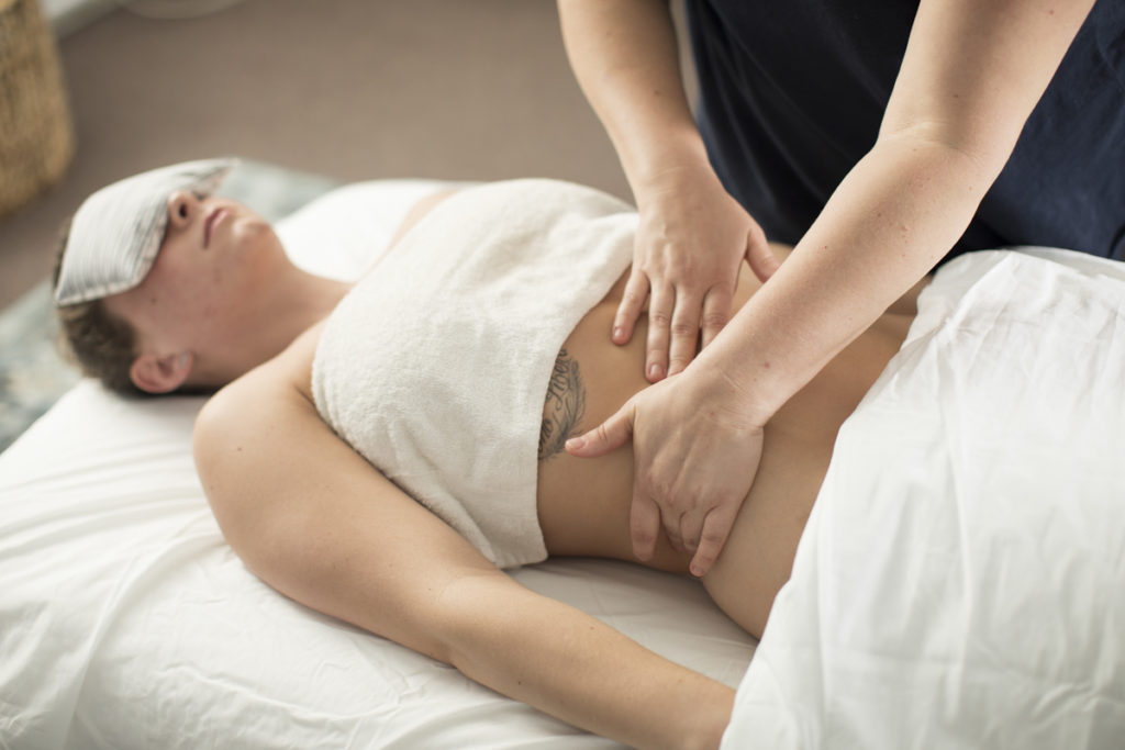 massage therapist photography business owner connecticut social media marketing image brand