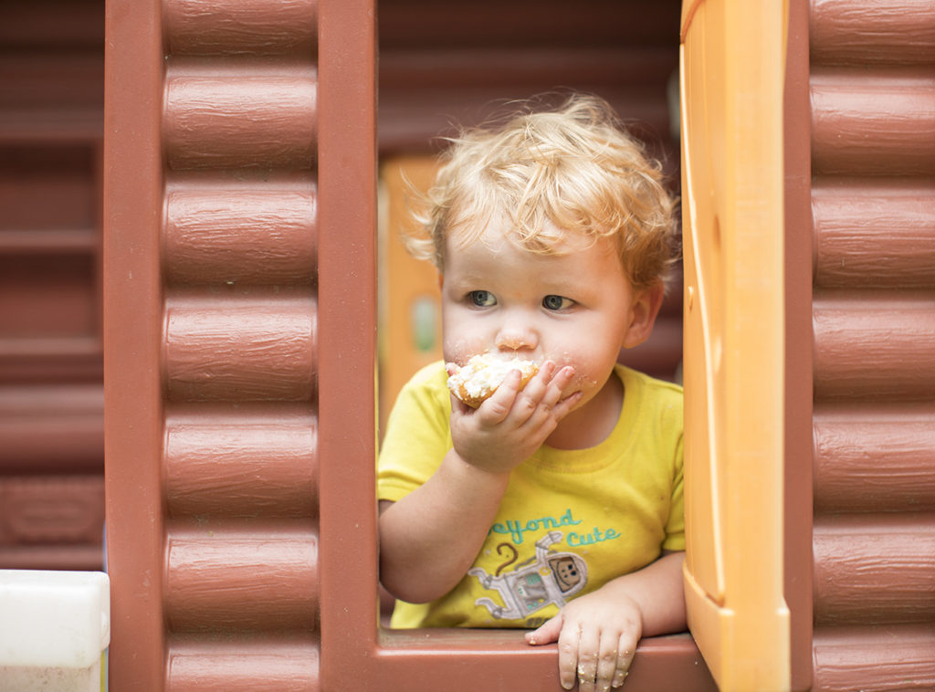 cupcake messy face toddler cute adorable sweet little boy play