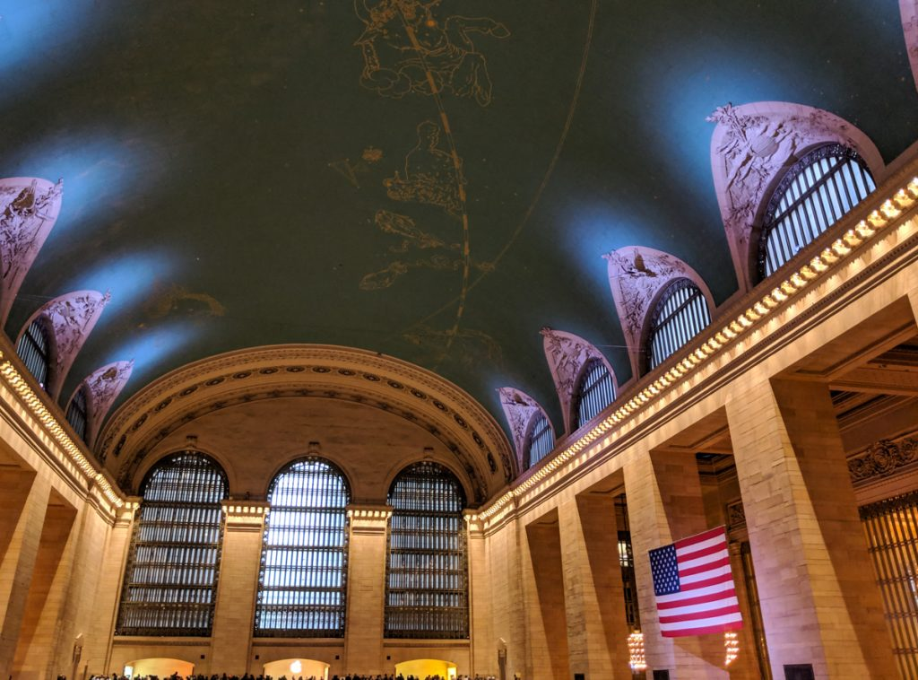 train station nyc grand central