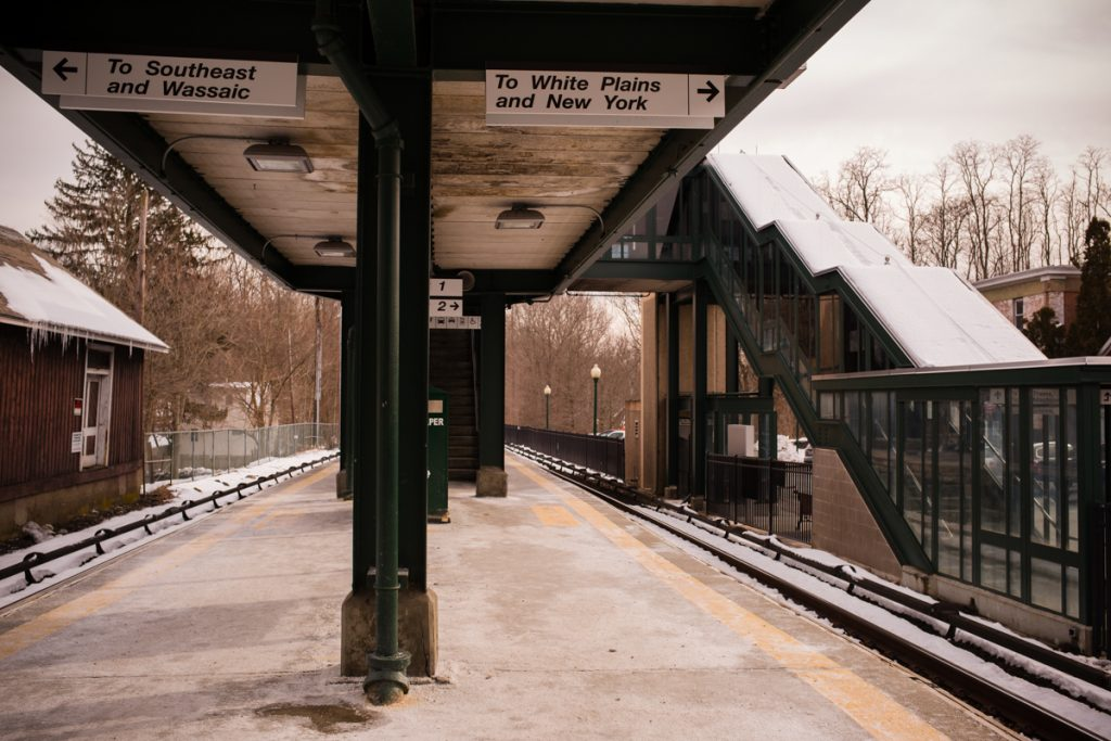 metro north railroad station ny