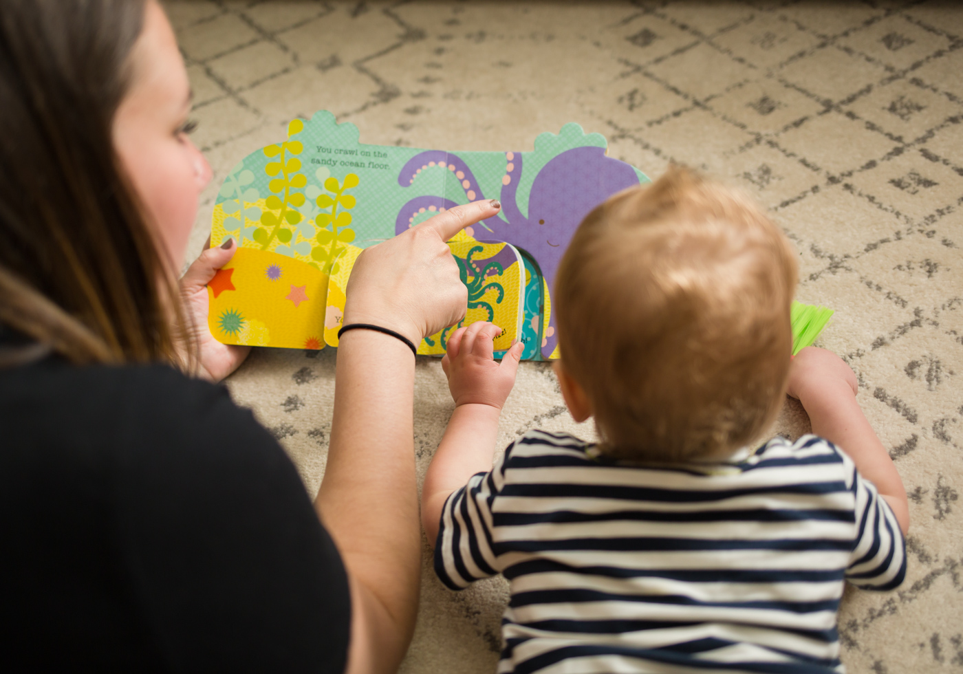 speech therapist early childhood development